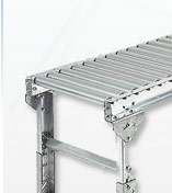 Steel Roller Gravity Conveyors