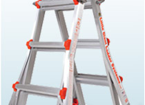 Multi-Use Extension Ladders