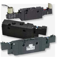 Parker B-Series Directional Air Control Valves