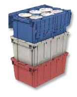Shipping, Distribution and Security Containers