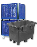 Bulk and Outdoor Storage Containers