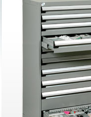 "Rousseau 36""W Modular Drawer Cabinets"