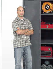 Strong Hold® All-Welded Heavy Duty Cabinets