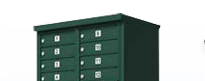 Commercial Cluster Box Units