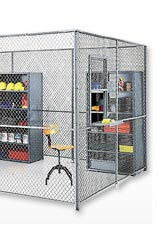 Partition Security Enclosures
