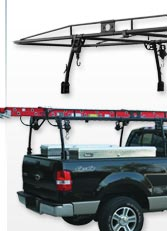 Pickup Truck Ladder Rack