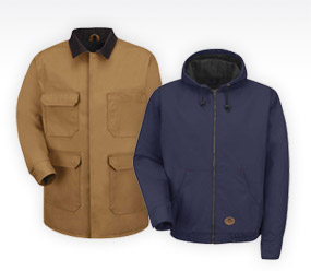 Industrial Uniforms-Outerwear