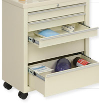 Lakeside® Classic Series Medical Carts