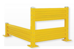 Protective Rail Barriers