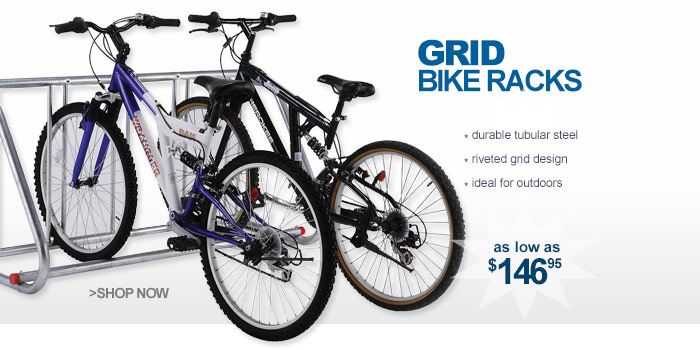 Grid Bike Racks - as low as $146.95