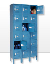 Global Paramount® Lockers